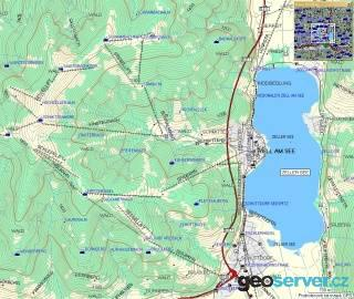 Gps Mapa Rakousko Topo Osterreich V 2 Geoserver