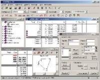 GROMA 10.0, geodet.program v prostředí MS Windows - zákl.verze