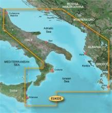 HXEU453S - Adriatic Sea, South Coast