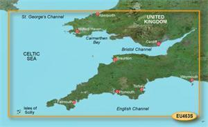 HXEU463S - Bristol Channel and England S/W