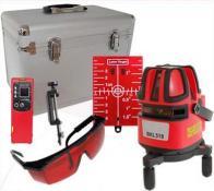 Profesionální stavební křížový laser