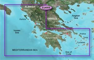 VEU490S - Greece West Coast and Athens
