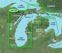 VUS016R - Lake Michigan