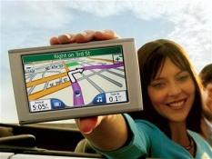 Zapůjčení auto navigace